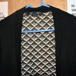 89th & Madison Sweaters - 89th & Madison Sheer Back Sweater L